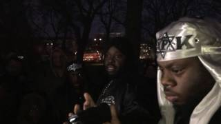 Video: Black-on-black crime plagues our Community - Shamsi vs Hebrew Israelite
