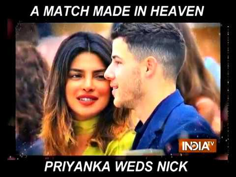 Priyanka weds Nick: A match made in heaven