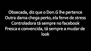 DonG & Nga - Namoradas - Letra