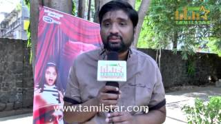 Venkat Prabhu Sankar At Jambulingam 3D Audio Launch