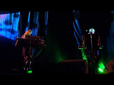 John Foxx and the Maths-Sheffield 5.8.13, Evergreen