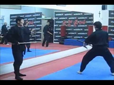 ChosunNinja / Nintaijutsu - Kali Eskrima stickfighting final review(?) Image 1