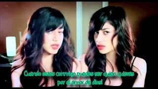 The Janoskians - Real girls eat cake ( Traducida al español)