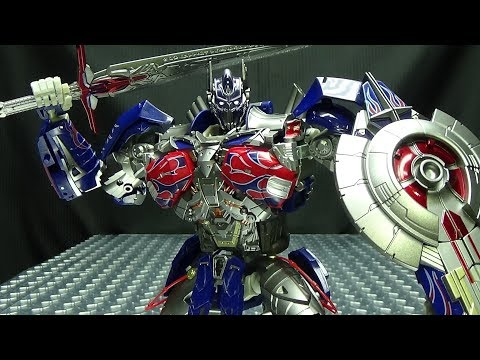 Unique Toys CHALLENGER(The Last Knight Optimus Prime): EmGo's Transformers Reviews N' Stuff