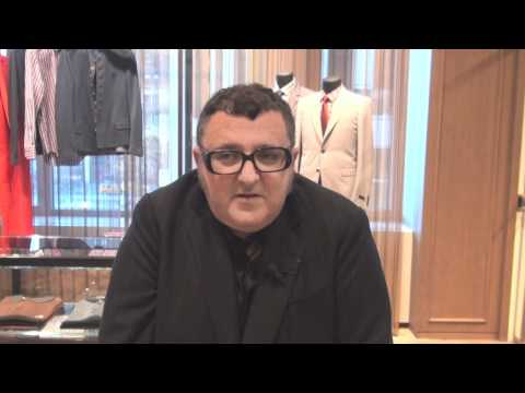 5 Questions with Alber Elbaz