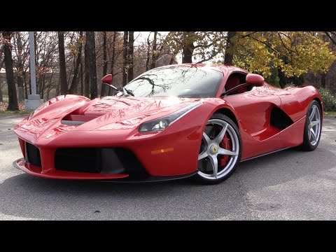 2015 Ferrari LaFerrari Start Up. Exhaust. and In Depth Review