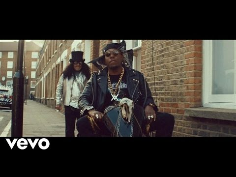 Dizzee Rascal - Goin&#039; Crazy ft. Robbie Williams