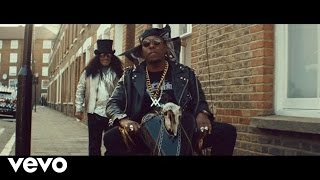 Клип Dizzee Rascal - Goin' Crazy ft. Robbie Williams
