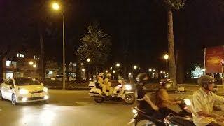 CSGT dùng Honda Goldwing tì đè Kia Rio quyết liệt buộc nhường đường xe tổng thống Ba Lan