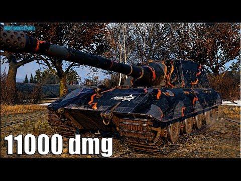 Порхает как БАБУШКА, жалит как  ЛЫСЫЙ из БРАЗЗЕРС 🌟 Jagdpanzer E 100 World of Tanks