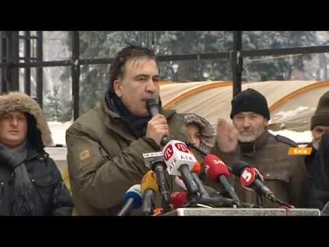 Почему Саакашвили не арестовали утром под Радой