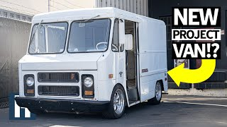 We're V8 Swapping a BUS: Meet the New Merch Hauler Project!