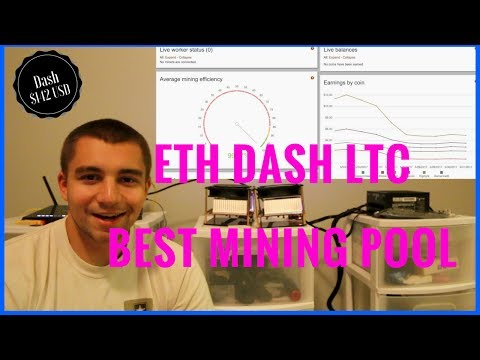 What is the Best Mining Pool ? Eth. Dash. Litecoin. Bitcoin - Multipool Prohashing