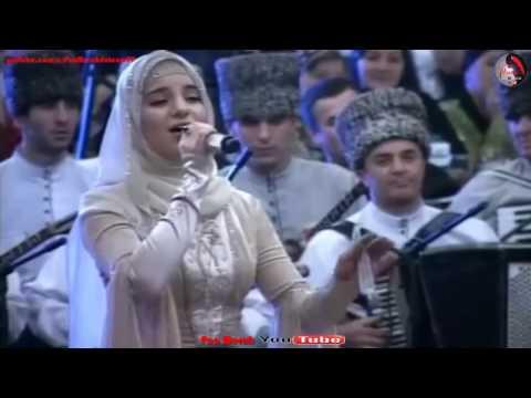 MasyaAllah Merdu & Cantiknya Gadis Chechnya Berjilbab Tamila Sagaipova - Wajib Tonton ما شاء الله