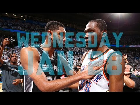 NBA Daily Show: Jan. 28 – The Starters