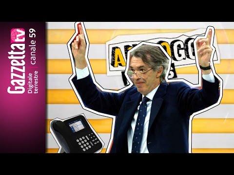 Massimo Moratti ad Autogol News [parodia] - Gazzetta TV
