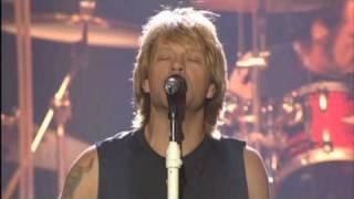 Watch Bon Jovi Last Man Standing video