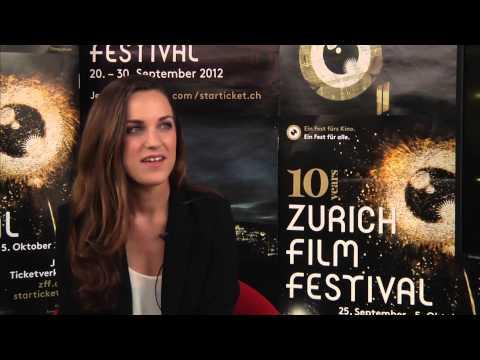 #ZFFDaily 2014: Interview Melanie Gouby (VIRUNGA)