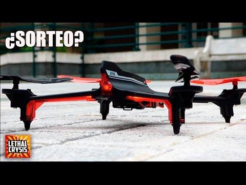 Dron Alien X250 Review | ¡Con cámara en directo!