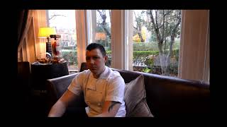 Interview with Chef Gary Townsend, One Devonshire Gardens Glasgow