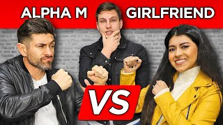 ALPHA M. vs GIRLFRIEND: Yesica (Episode 2) Who's Outfit Does He Pick?