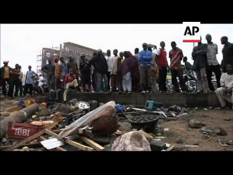 Attacks in Nigeria increasingly target its public