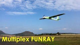 Multiplex Funray, RC model Letadla