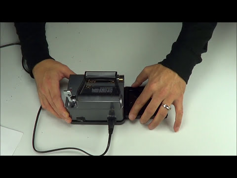 Powermatic II Electric Cigarette Rolling Machine Product Overview & Demo