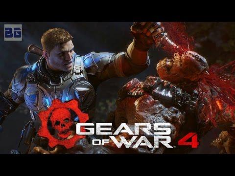 Gears of War 4. O Filme Dublado
