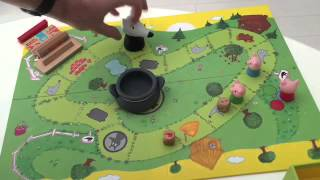 Review of woolfy (a boardgame by djeco)