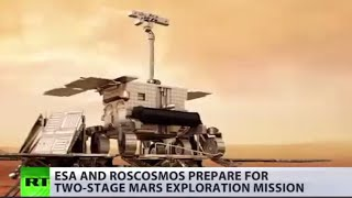 Searching life on Mars: Russia, ESA to send orbiter & rover mission to Red Planet