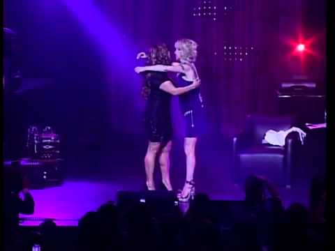 "MARISELA Y  JENNI RIVERA - NOKIA THEATER LOS ANGELES ""A ESCONDIDAS"""