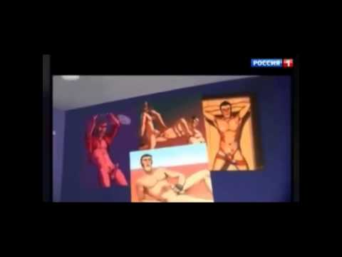 Americans Put Gay Sex Scenes In Kids' Bedrooms, - Another Epic Fail Of Russian Propaganda. video