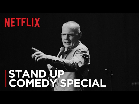 Bill Burr: I'm Sorry You Feel That Way - Main Trailer - Netflix [HD]