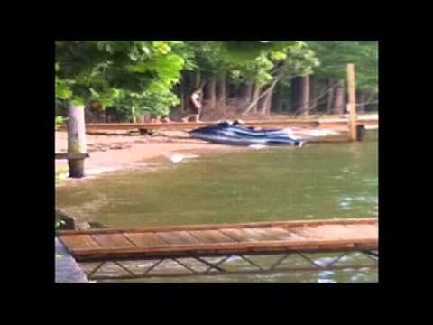 Personal Watercraft Crash on Chickamauga Lake