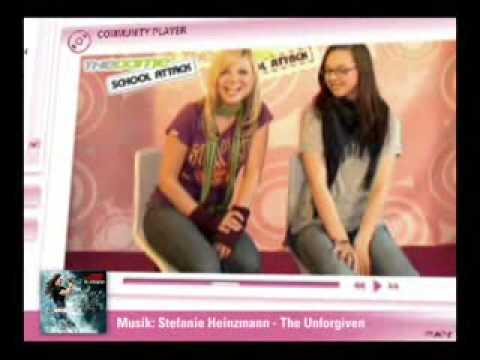 Spot THE DOME School Attack mit Stefanie Heinzmann