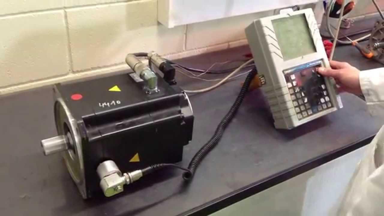 Reparaci N De Servo Motores Servo Motor Repair Siemens