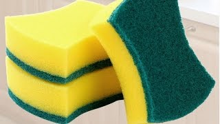 Top 12 Best Life Hacks for Sponge - Sponge Life Hacks