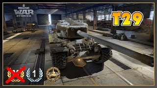 World of Tanks // T29 // 1st Class // High Caliber // Xbox One