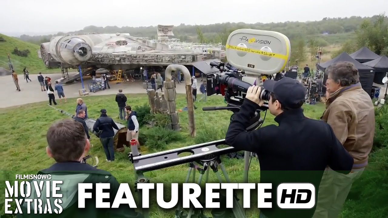 Star Wars: The Force Awakens (2015) Featurette - Story