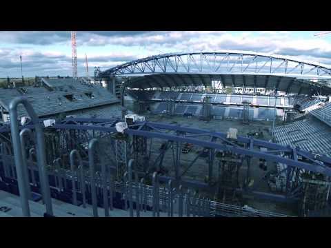 Stadion Miejski W Poznaniu HD