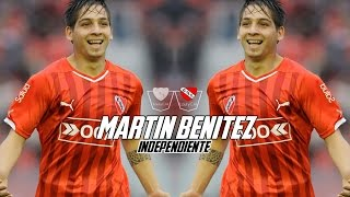Martín Benitez ● Independiente [HD]