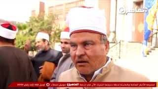 أئمة المساجد لـ«السيسي»: نحن وراءك قلبا وقالبا