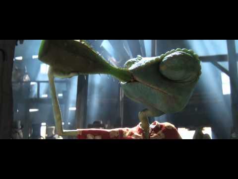 Rango Trailer 2 HD 1080p