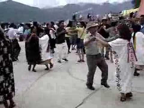Fiesta de San Antonio, Yalálag, Oaxaca, Junio 2008