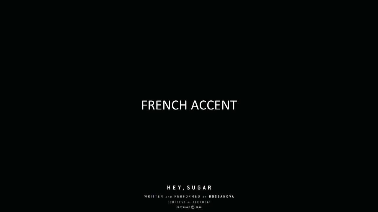 how to make french accents on google docs