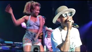 Pharrell Video - Pharrell Williams - Happy - live @ North Sea Jazz Rotterdam, Netherlands, 11 July 2014