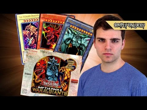 Best Yugioh Battle Pack 2 War Of The Giants Box Opening, Search For The God Cards! Part 1 Oh Baby!!! video