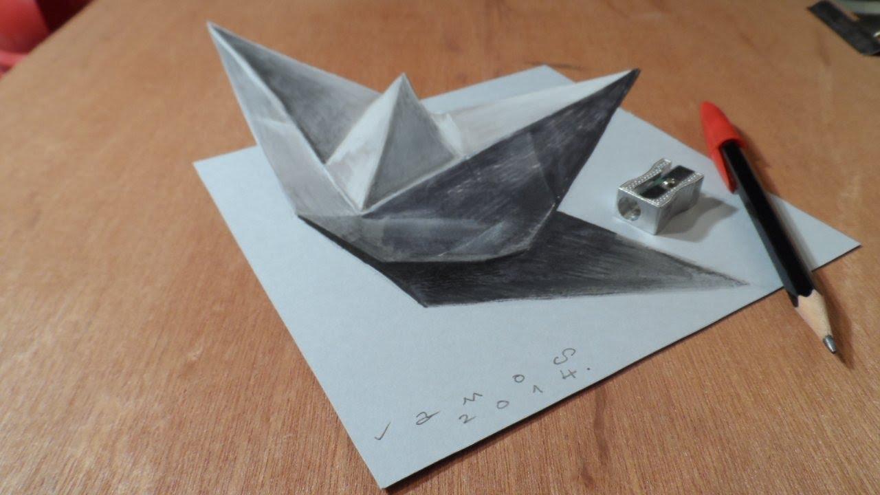 ship drawing paper - photo #30