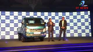 DT NEWS.Tata Motors launches India's first compact truck – Tata INTRA